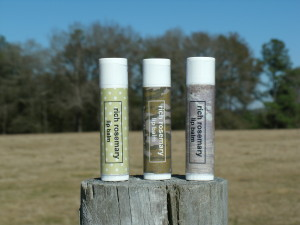 Rich Rosemary Lip Balm