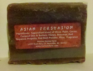Asian Persuasion Soap