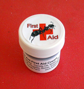 Fire Ant First Aid